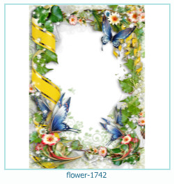 flower Photo frame 1742
