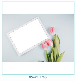 flower Photo frame 1745