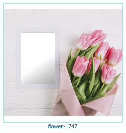 flower Photo frame 1747