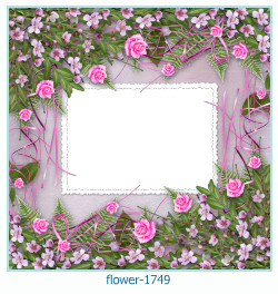 flower Photo frame 1749