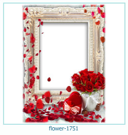 flower Photo frame 1751