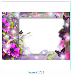 flower Photo frame 1752