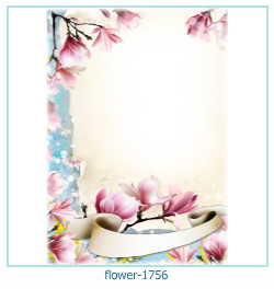 flower Photo frame 1756