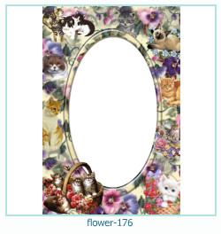 flower Photo frame 176