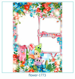 flower Photo frame 1773