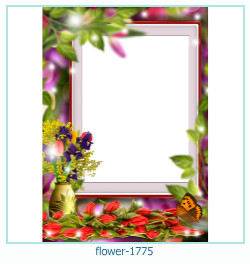 flower Photo frame 1775