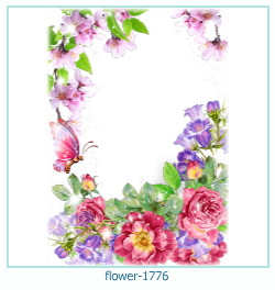 flower Photo frame 1776