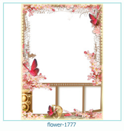 flower Photo frame 1777