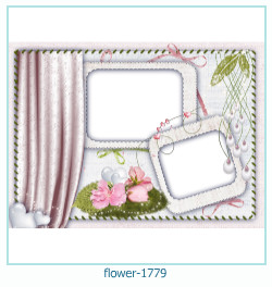 flower Photo frame 1779
