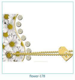 flower Photo frame 178