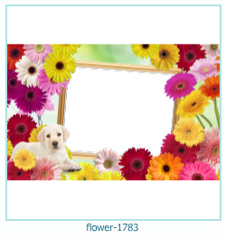 flower Photo frame 1783