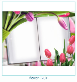 flower Photo frame 1784