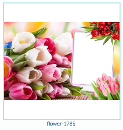 flower Photo frame 1785