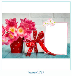 flower Photo frame 1787