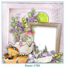 flower Photo frame 1788
