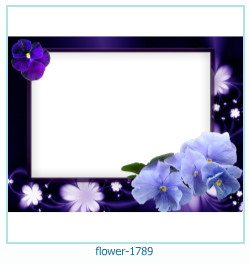 flower Photo frame 1789