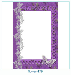 flower Photo frame 179