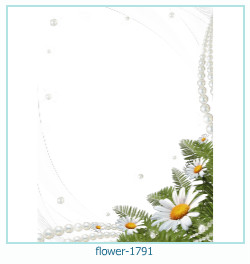 flower Photo frame 1791