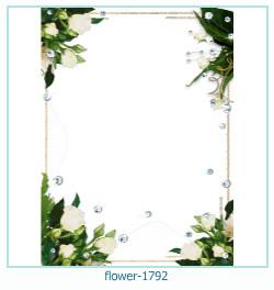 Marco de la foto de la flor 1792