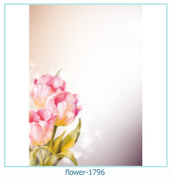flower Photo frame 1796