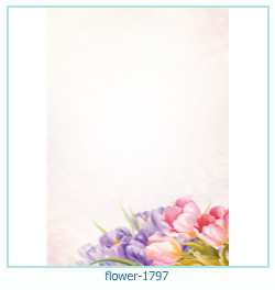 flower Photo frame 1797