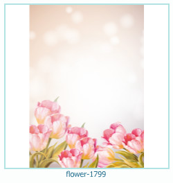 flower Photo frame 1799