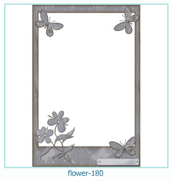 flower Photo frame 180