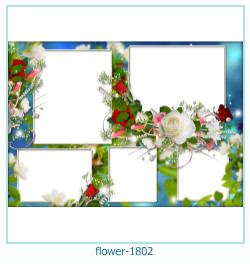 flower Photo frame 1802