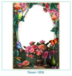 flower Photo frame 1806