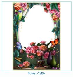 Marco de la foto de la flor 1806