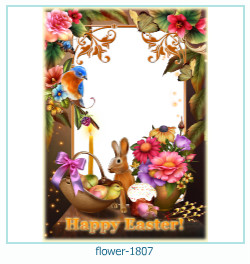 flower Photo frame 1807