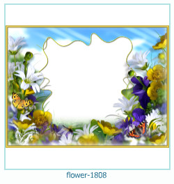 flower Photo frame 1808