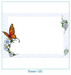 flower Photo frame 181