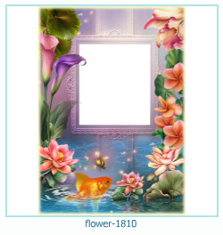 flower Photo frame 1810