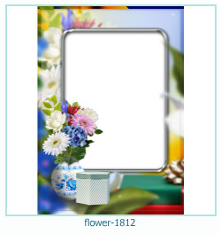flower Photo frame 1812