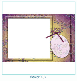 flower Photo frame 182