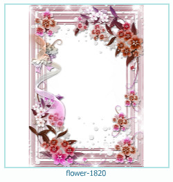 flower Photo frame 1820