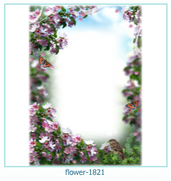 flower Photo frame 1821
