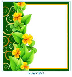 flower Photo frame 1822