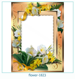 flower Photo frame 1823