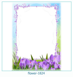 flower Photo frame 1824