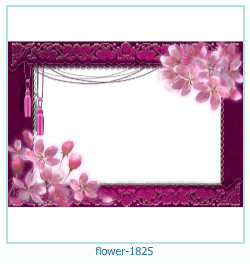 flower Photo frame 1825