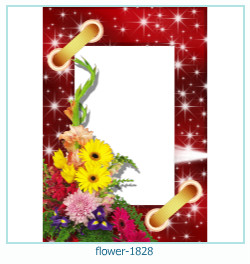 flower Photo frame 1828