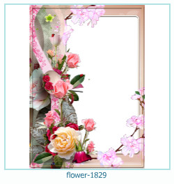 flower Photo frame 1829