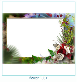 flower Photo frame 1831