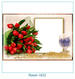 flower Photo frame 1832