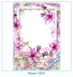 flower Photo frame 1834