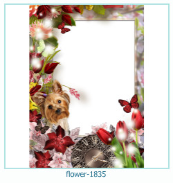 flower Photo frame 1835
