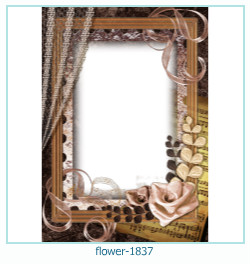flower Photo frame 1837