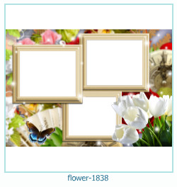 flower Photo frame 1838